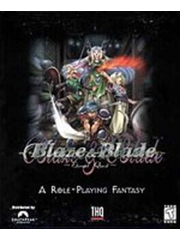 Blaze and Blade: Eternal Quest