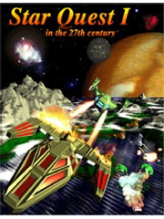 Star Quest 1 in the 27th century