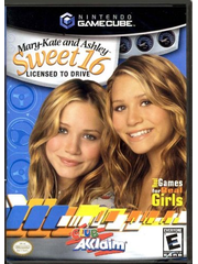 Mary-Kate and Ashley: Sweet 16 – Licensed to Drive
