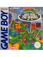 Teenage Mutant Hero Turtles II: Back from the Sewers