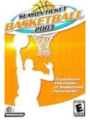 Season Ticket Basketball 2003