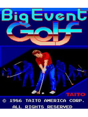 Big Event Golf