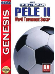 Pelé's World Tournament Soccer