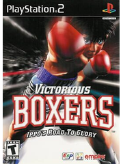 Victorious Boxers: Ippo's Road to Glory