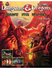 Dungeons and Dragons: Shadow over Mystara