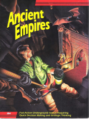 Challenge of the Ancient Empires!