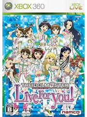 The Idolmaster Live For You!