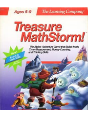 Treasure MathStorm!