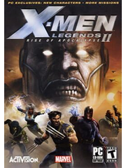 X-Men Legends II : L'Avènement d'Apocalypse
