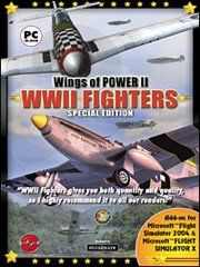 Wings of Power II: WWII Fighters
