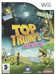 Top Trumps Adventures
