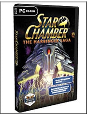 Star Chamber: The Harbinger Saga
