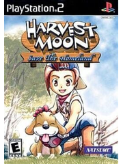 Harvest Moon: Save the Homeland