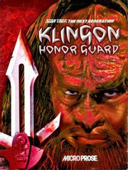 Star Trek: The Next Generation - Klingon Honor Guard