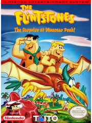 The Flintstones: The Surprise at Dinosaur Peak