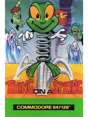 Thing on a Spring