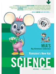 Mia's Science Adventure: Romaine's New Hat