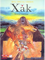 Xak: The Art of Visual Stage