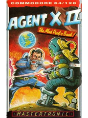 Agent X II: The Mad Prof's Back