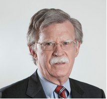 As Nuke Deal Looms, John Bolton Has Grim Outlook On Iran ...