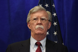 """A Pathetic Strategy"": Bolton's Saber-Rattling Fuels Fear ..."