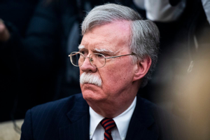 John Bolton is doing with Iran what he did with North ...