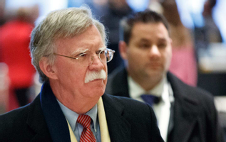 John Bolton's Cozy Relationship With Anti-Muslim Hate ...