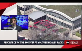 Reports of active shooter at YouTube HQ in San Bruno California | ABC News