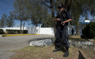 Five held in Mexican radioactive material theft | Al ...