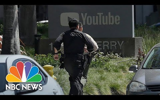 Shooting At YouTube HQ In California: Suspect Dead And Injuries Reported | NBC News