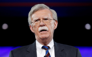 John Bolton, Crazy? No. The World Is. | National Review