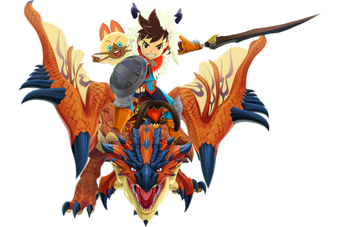 Monster Hunter Stories is coming to the west | RPG Site