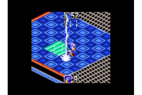 Sonic Labyrinth (Game Gear) - Longplay - YouTube