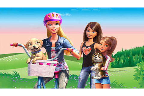 BARBIE & HER SISTERS Puppy Rescue - Launch Trailer - YouTube