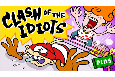 Clash Of The Idiots! | Ed, Edd N Eddy | Cartoon Network ...