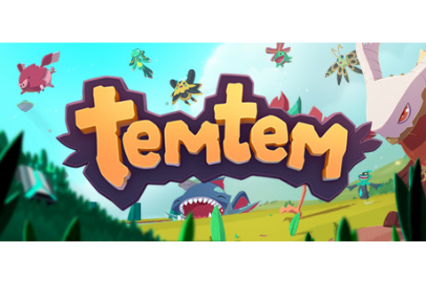 Temtem on Steam