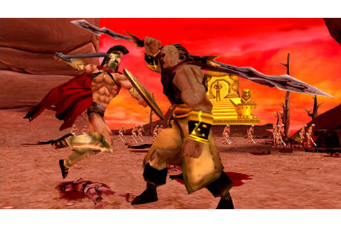 300: March to Glory Game | PSP - PlayStation