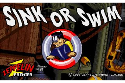 Sink or Swim Download (1993 Puzzle Game)