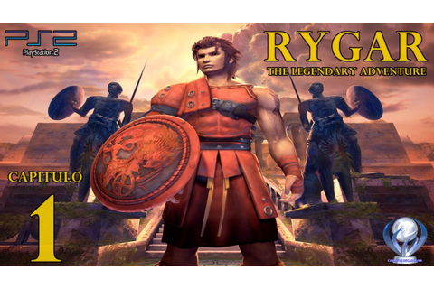 Rygar The Legendary Adventure (Gameplay en Español, Ps2 ...