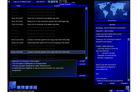 Uplink Hacker Elite Free Download Pc Game | Download game ...