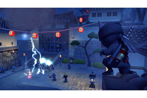 Mini Ninjas™ Game | PS3 - PlayStation