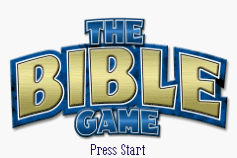 The Bible Game Download Game | GameFabrique