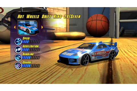 HOT WHEELS BEAT THAT GAME Hot Wheels Drift King 24/Seven ...