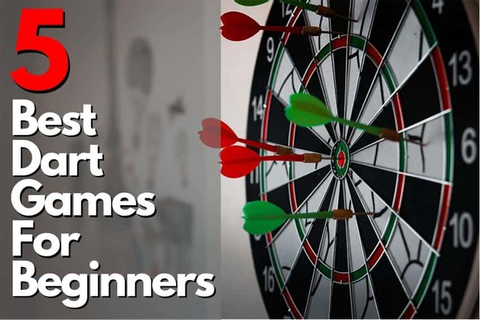 5 Best Dart Games For Beginners | DartHelp.com