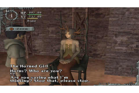 Baroque [PS2][HD] Gameplay - YouTube