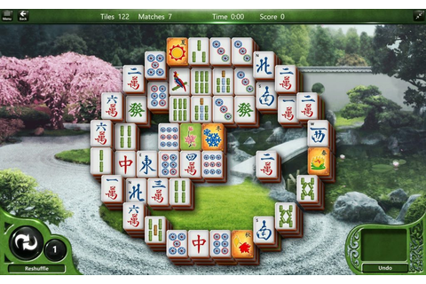 Microsoft Mahjong updated with new content for Windows 10 ...