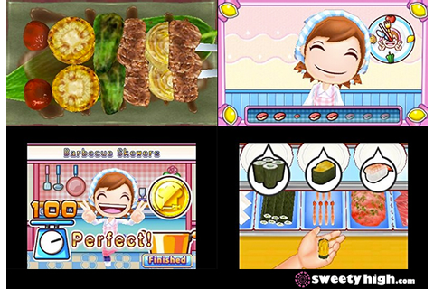 Cooking Mama 5: Bon Appétit for Nintendo 3DS Is Best Yet!