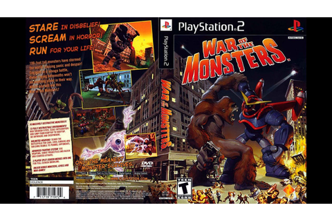 Review Shorties: War of the Monsters Review (PS2) - YouTube