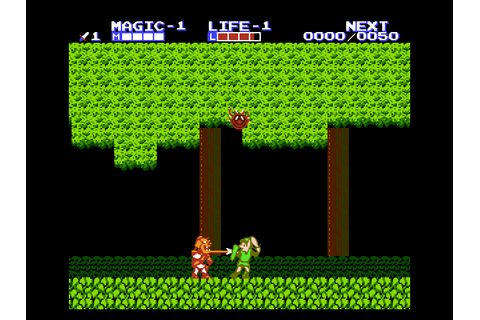 Zelda II: The Adventure of Link Download Game | GameFabrique