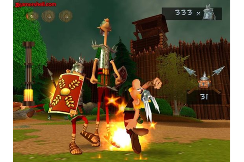 French Developer MicroïDs Announce Asterix and Obelix XXL ...